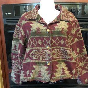 Santa Fe Jacket Large